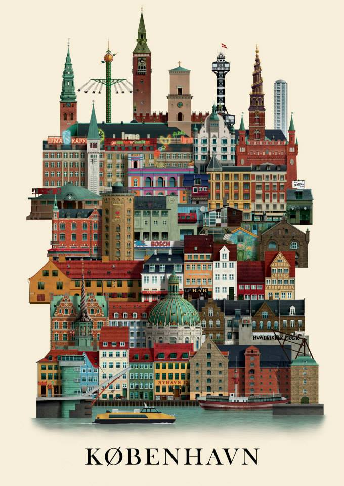 kobenhavn-plakat